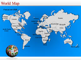world maps free world map powerpoint editable world map world map ppt template