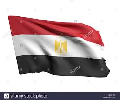Color Of Egypt Flag Cairo Cut Out Stock Images U0026 Pictures Alamy
