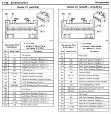 pretty 2006 chevy cobalt radio wiring diagram photos electrical best