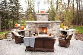 patio ideas outdoor covered patio with fireplace ideas patio