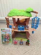 rabbit treehouse rabbit treehouse playset 14100 ebay