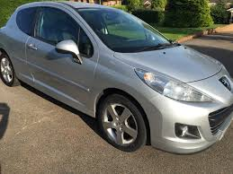 peugeot sports car price peugeot 207 1 6 vti sport very low mileage price 4 895 u2013 elite