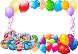 palloncini clipart cake and balloons free best cake and balloons on