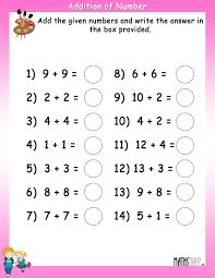 adding with a number line worksheet 2 digit subtraction with