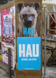 Hau Berlin Plakat Alltheprettyads