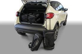 renault captur trunk car bags renault kopen auto tassen voor uw renault avao nl