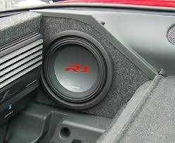camaro speaker box custom sub box stealth style ls1tech camaro and firebird forum