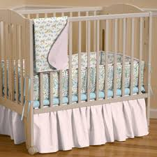 Portable Crib Bedding Sets For Boys by Table Beautiful Mini Crib Bed Set Bedtime Originals Pinkie 3