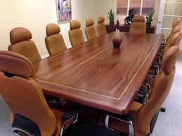 Large Conference Table Custom Solid Wood Conference Tables Conference Table Specialty