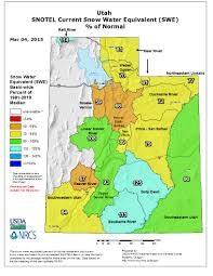 Map Of Utah by Storms Boost Snowpack But Dry Year Persists Stgnews Videocast