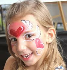 cute face painting ideas for girls easy arts and crafts ideas