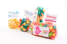 popcorn favors small party popcorn favors in a variety of flavors