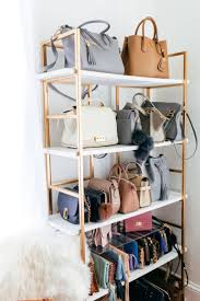 best 25 handbag storage ideas on pinterest handbag organization