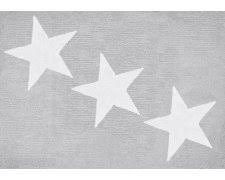 Rug With Stars Grey Cloud Rug With White Star Cotton Rugs Rugs Wallpapers