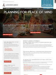 design a plan thinksem portfolio website design u0026 landing pages