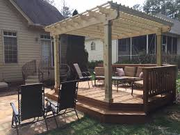 pergola u0027s make a great addition to any raleigh deck or patio