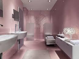 purple and gray bathroom decor grey glass tiles mosaic wall design