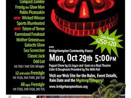 10 ways to celebrate halloween in the hamptons backyard sole east