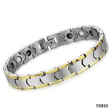 energy bracelet magnetic images Man power magnetic bracelet images jpg