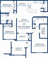 3 Bedroom Apartments Tampa by 1 2 U0026 3 Bedroom Apartments In Tampa Fl Camden Bay