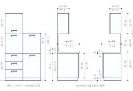 standard kitchen cabinet height kitchen cabinet height