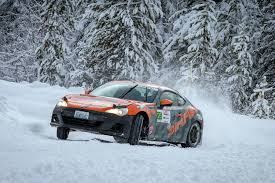 subaru rally snow big white winter rally re cap u2013 dirtfish