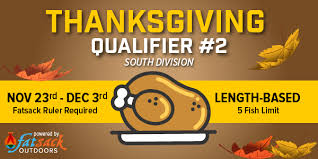 thanksgiving qualifier 2 south divisionfatsack outdoors inc