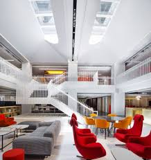 clive wilkinson architects glg global headquarters