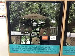 Patio Umbrella Frame Idea 9 Patio Umbrella And Classic Design By 86 9 Ft Patio Umbrella