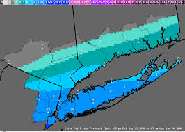 Jersey Shore Map Blizzard 2016 What To Expect In D C Nyc Charlotte Philadelphia