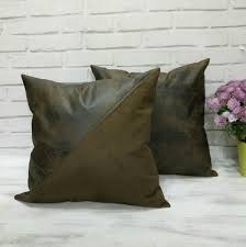 marvelous cozy uzbek silk brocade pillow case cushion 560