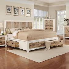 King Bed Storage Headboard by Tommy King Bed With Built In Storage Rotmans Headboard
