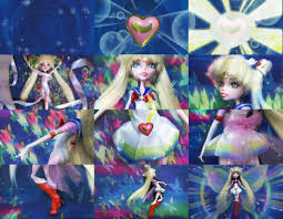 custom sailor moon doll transformation by azure and copper on
