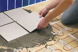 pros and cons of underfloor heating
