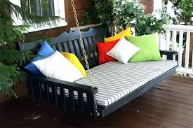 Daybed Porch Swing Porch Swing Beds Gorgeous Daybed Porch Swing With Images About