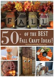 50 of the best diy fall craft ideas 50th craft and holidays
