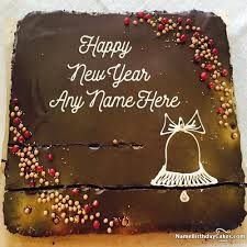 New Year Cake Decorations Ideas by Amazing Happy New Year 2017 Cakes With Name Happy New Year 2017