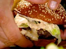 Backyard Burgers Backyard Burger Recipe Food Network