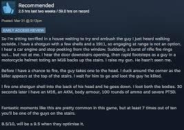 pubg review battlegrounds as told by steam reviews kotaku australia