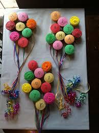 cupcake birthday cake happy birthday balloon cupcake cake