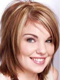 hairstyles for over 40 and overweight hairstyles for chubby faces