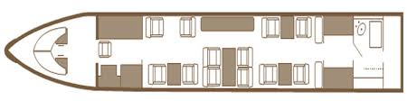 Private Jet Floor Plans Gulfstream Giv 17 Seats Private Jet Charter Management For Sale Pa