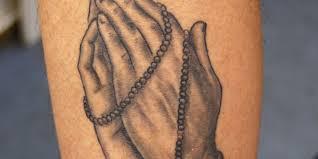 25 splendid praying hands tattoo designs