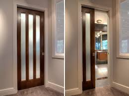 Interior Bathroom Door 9 Pocket Doors Closet Carehouse Info