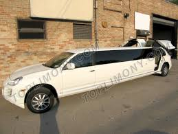 Porsche Panamera Limo - toplimo new york coach builders exotic limousine conversion