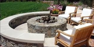Outdoor Gas Fire Pit Kits by Firepits Decoration Fire Ring Insert Fire Pit Kit Home Depot