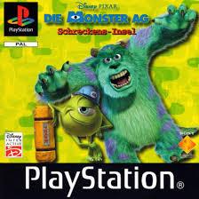 disney pixar u0027s die monster ag schreckens insel g iso u003c psx