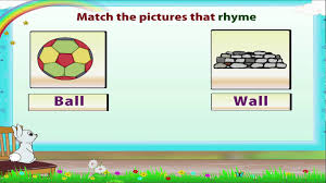 English Grammar Worksheets For Grade 2 Learn Grade 3 English Grammar Rhyming Words Youtube