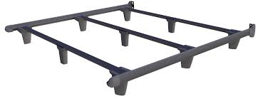 embrace king frame metal bed frames thesleepshop com