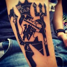 50 best mufc tattoos images on pinterest soccer tattoo ideas